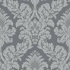 white glitter wallpaper ebay silver and grey wallpaper pear tree fabric damask grey silver