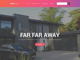 real estate free wordpress themes