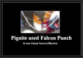 Falcon Punch Meme - pangoro chestnaught fight meme 4 by 42dannybob on deviantart