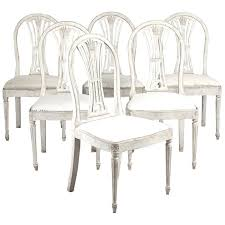 Antique Regency Dining Chairs Set Of Six Dining Chairs A Rare Set Of Six Double Sabre Leg