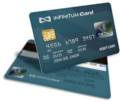 debit card infinitum card multicurrency debit card