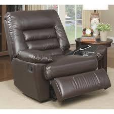 serta big u0026 tall memory foam massage recliner multiple colors