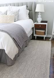 rugs for bedroom ideas how to pick a neutral bedroom rug tutorial master bedroom neutral
