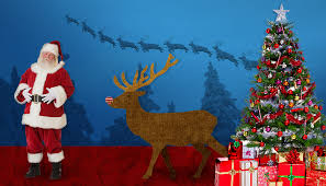 8 christmas facts about santa claus reindeer and mistletoe to