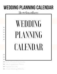 wedding planner calendar wedding planning calendar the wedding influence with erin mcloraine