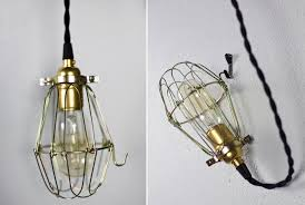 Cage Light Pendant New Spoke Top Utility Lights Are Ready For Any Task Blog