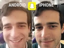 snapchat for android why snapchat photos taken on android look terrible business insider