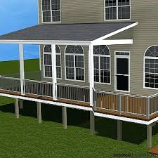 Design For Decks With Roofs Ideas Deck Design Covered Deck Designs Pictures Covered Deck Pictures