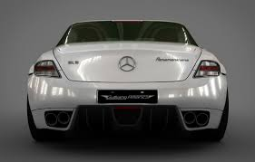 mercedes of america tuning kit by gullwing america for mercedes sls amg automotorblog