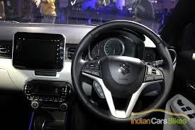 Suzuki Ignis Interior Maruti Ignis Spied In India With Camouflage Indian Cars Bikes