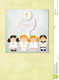 First Communion Invitations Cards Childrens And Chalice First Communion Invitation Card Backgrou