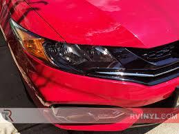 rtint honda civic coupe 2014 2015 headlight tint film