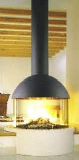 Free Standing Gas Fireplace by Best 25 Standing Fireplace Ideas On Pinterest Modern Fireplace