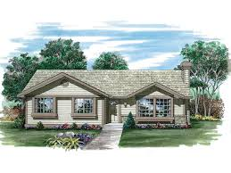 House Plans With Windows Decorating De Balivere Ranch Home Plan 062d 0259 House Plans And More