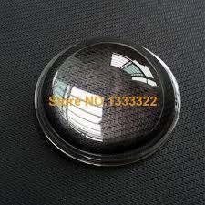durchmesser fl che 1 stück durchmesser 30mm high power led optische linsen