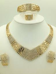 gold plated necklace wholesale images Wholesale dubai gold plated jewelry india ksvhs jewellery jpg