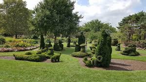 Columbus Topiary Garden - sweet silly sara the topiary park of columbus