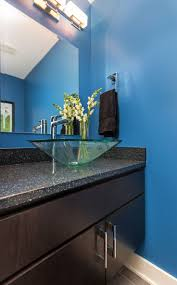 Powder Room Vanity With Vessel Sink 25 Best Bathrooms By Red House Remodeling Images On Pinterest