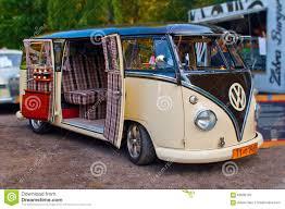 volkswagen van background black van back view stock photo image 73977046