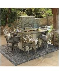 Save Your Pennies Deals On Members Mark Waterton Piece Bar - 7 piece outdoor dining set with round table
