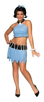 flintstones costumes flintstones betty rubble costume 88315
