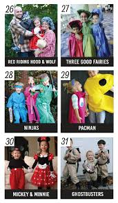 101 awesome family halloween costume ideas