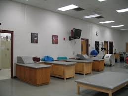bobby barton athletic training facility athletic training