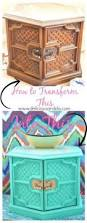 Refurbished End Tables by 16 Best Hexagon Table Images On Pinterest Painted Furniture