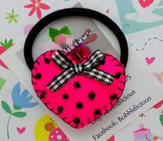 bobbles hair handmade padded black cat hair tie hair bobble hair hair