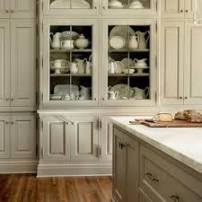 Kitchen Cabinets In China Kitchen With China Cabinet Transitional Kitchen Westbrook