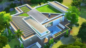 the sims 4 split level build youtube
