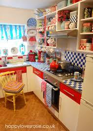 kitchen collectables new look vintage kitchen done happy rosie