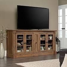 sauder tv stands living room furniture the home depot