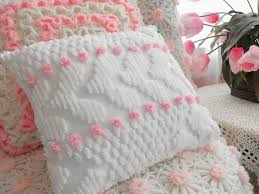 263 best vintage chenille bedspreads repurposed images on