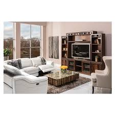 El Dorado Furniture Living Room Sets Davis White Power Motion Leather Loveseat El Dorado Furniture