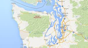 seattle map location where is olympic national park on map seattle world easy guides