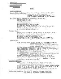 american resume 19477