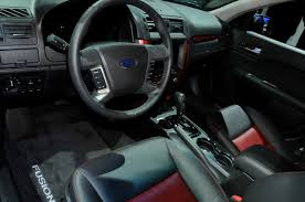 2010 ford fusion custom ford fusion 2010 interior live at la autoshow img 6 it s your