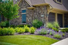 front entrance landscaping front yard landscaping interlocking