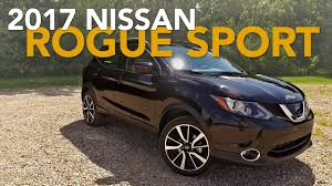 nissan rogue mpg 2017 2017 nissan rogue sport review walkaround and drive youtube