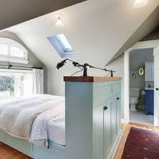 Bedrooms With Dormers I Really Do Love This Attic Bedroom With The Bed Facing The Window