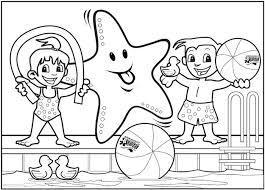 sea creature coloring free download