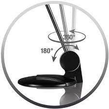 microphone de bureau speedlink microphone pour ordinateur de bureau noir achat