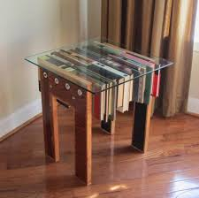 Upcycling Sofa Upcycle Table Http A Pgtb Me M1z9tt Upcycle Glass And Books