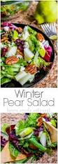 thanksgiving salad recipe winter salad with homemade vinaigrette home made interest