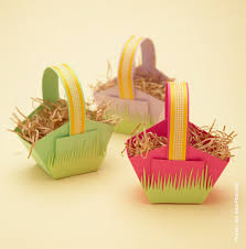 easter baskets to make laugh make nurture organise play archive paper easter baskets