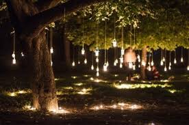 Outdoor Hanging Lights For Trees Outdoor Hanging Tree Lights Set Of Solar Outdoor Garden Hanging