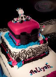 zebra themed baby shower cake cake by komel crowley cakesdecor