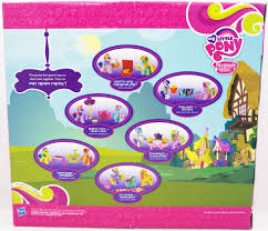 image mlp friendship celebration collection back of packaging