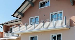 balkone alu leeb alu balkone modell madrid terrasse
